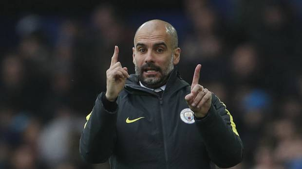 Guardiola looking for right formula after Everton rout