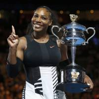 Serena reflects on triumph