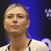 Sharapova scheduled to return from doping ban in April