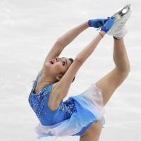 Medvedeva impresses to begin Euro title defense