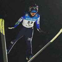 Ski jumper Ito soars to another World Cup victory over rival Takanashi