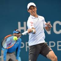 Nishikori rolls into Brisbane International semifinals