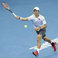 Nishikori makes Brisbane final