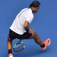 Nadal prevails over Mayer in straight sets