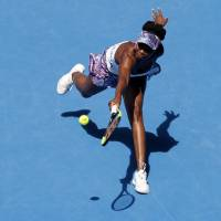 Golden oldie Venus, sister Serena advance to Australian Open final