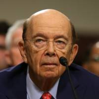 Wilbur Ross | REUTERS