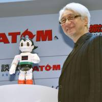 AI-programmed Astro Boy robot kit to debut in magazine's monthly issues