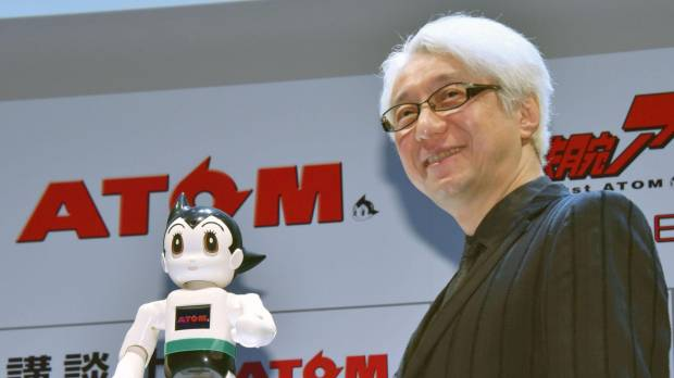 AI-programmed Astro Boy robot kit to debut in new weekly magazine