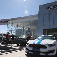 Ford seen benefiting from Trump-proposed U.S. border tax but Toyota would take hit