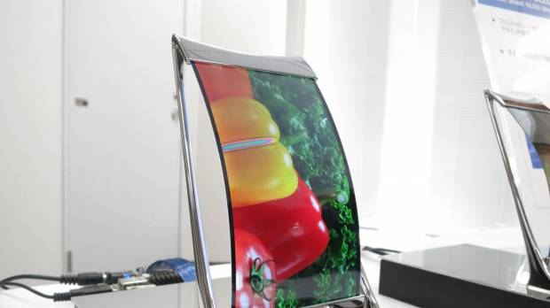 New technology has display designers thinking outside the rectangle