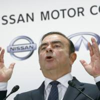 Ghosn taps veteran executive Saikawa to replace him as Nissan CEO