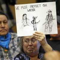 On Trump orders, Army to allow completion of Dakota Access pipeline as judge doubts protesters will prevail