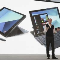 Still smarting from Note 7 fiasco, Samsung showcases tablets instead of new flagship phone