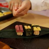 Nestle Japan rolls out 'sushi' KitKats at new Ginza store