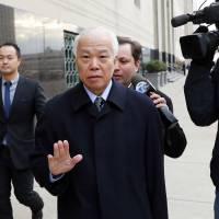 Takata pleads guilty in U.S. over air bag defect fraud, agrees to pay $1 billion