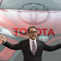 Trade heat from Trump makes Toyota's test in U.S. even tougher