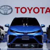 Toyota to recall all 2,800 Mirai hydrogen-fueled cars sold worldwide