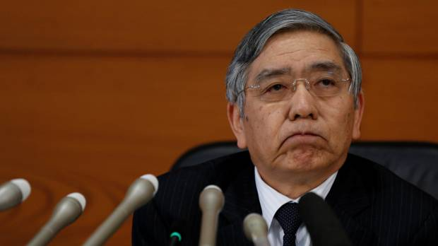 Souring relations with market puts BOJ's bold experiment to test