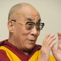 Chinese official says U.S. should stop using Dalai Lama to stir up trouble