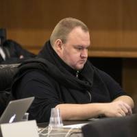 New Zealand judge upholds ruling on extraditing Kim Dotcom to U.S.