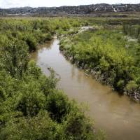 Large sewage spill in Tijuana flowed into California for two weeks