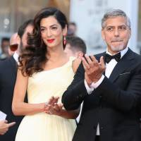 Amal Clooney, 39, 'pregnant with twins'