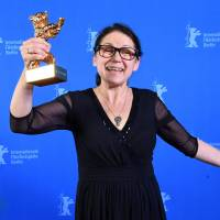Hungarian slaughterhouse love story wins Berlin film fest's Golden Bear