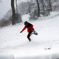 Weather whiplash as biggest blizzard this winter blankets Northeast after balmy day