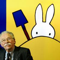 Dutch creator of Miffy the rabbit dies at 89
