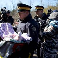 Refugee claimants strain Canada border resources as U.S. loses appeal as safe haven