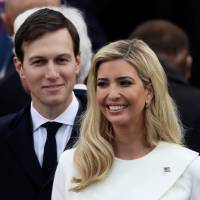 China cultivates ties with Ivanka, Kushner to find smooth path to Trump