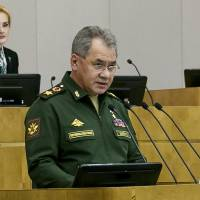 Russia military acknowledges new branch: info warfare troops