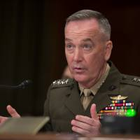 Top Pentagon brass set to give Trump 'political-military' plan to defeat Islamic State, other terrorists