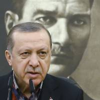 Erdogan says Turkish troops near capturing Islamic State-held bastion al-Bab in Syria