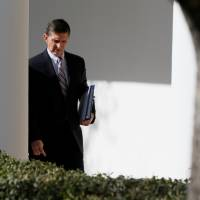 White House sidesteps chance to publicly defend embattled Flynn
