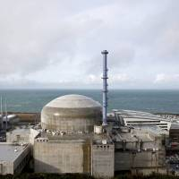 Blast hits French nuclear power plant but no radiation leak or injuries reported