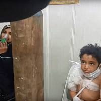 Damascus denies using chlorine gas during Aleppo battle