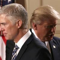 Trump picks Neil Gorsuch for Supreme Court, setting stage for fierce fight with Democrats