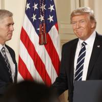 Conservative Supreme Court nominee Gorsuch called fair, praised by some liberals