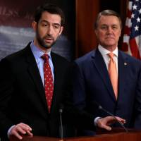 GOP pair push bill to halve legal U.S. immigration as DHS chief backpedals on sanctuary cities