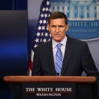 Flynn puts Iran 'on notice' over missile launch as Trump team adopts aggressive posture