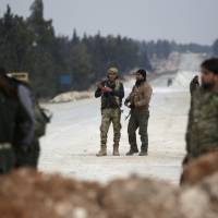 U.N. sees Islamic State on defensive as Syria regime, Turkey-backed forces encircle key bastion