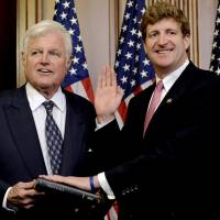 Ted Kennedy's son on Trump: 'We're not an authoritarian country'