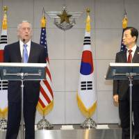 U.S. warns North Korea of 'overwhelming' response to use of nuclear weapons