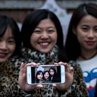 China selfie-app leader Meitu seeks to 'beautify the world'