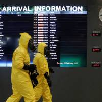 Malaysia says airport safe; autopsy shows nerve agent killed Kim Jong Nam quickly