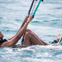 Obamas join Branson for private island getaway — and kitesurfing