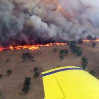 Australia warns of 'catastrophic' fire conditions as heat wave bakes eastern region