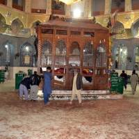 Islamic State takes credit for suicide blast deadly to 70 in Pakistan shrine