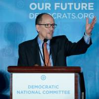 Democrats elect former Labor Secretary Perez as national chairman